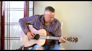 Tommy Emmanuel - Classical Gas - Guitar Lesson