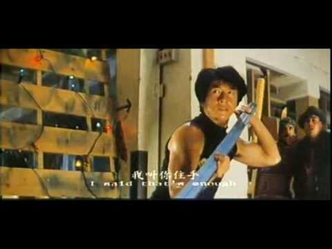 Jackie Chan - Fight Scene Red Bronx - HK-Version