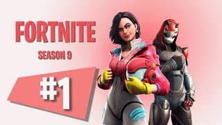 Fortnite Season 9 | Secret BattleStar in Loading Screen #1