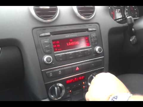Audi A3 Ipod Playback Issue On 2011 Cabriolet Youtube