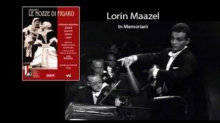 Lorin Maazel — In Memoriam