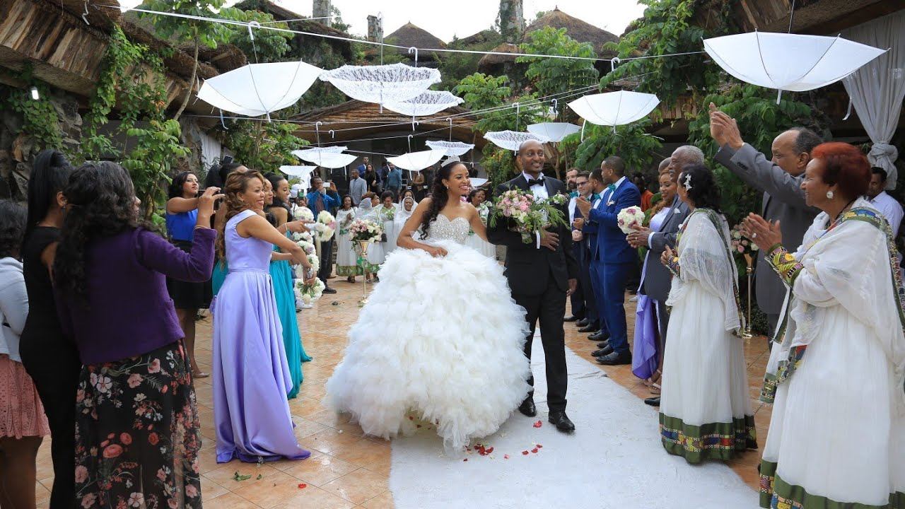 News Magazine Ethiopian and Eritrean Wedding: የሰርግ ዝግጅት