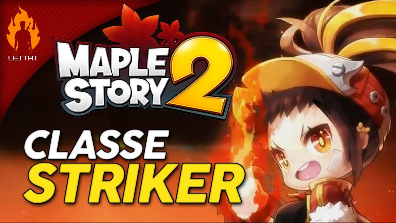 Striker guide maplestory