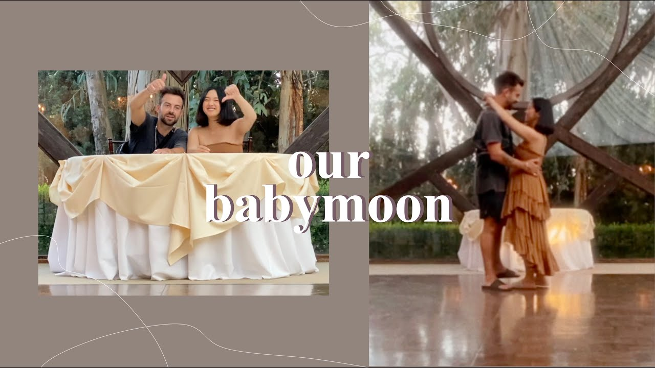 Our Babymoon | July Vlog