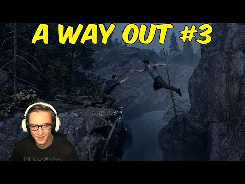 TIE UP THE OLD PEOPLE! - A Way Out #3