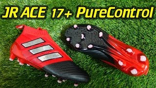 new products c41c9 0b79d Junior Adidas ACE 17+ PureControl (Re.