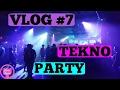 VLOG #7 - Tekno Party | Nienie Miauw ♡