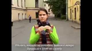 Русский жестовый язык. Жесты прошлого, настоящего и будущего времени.
