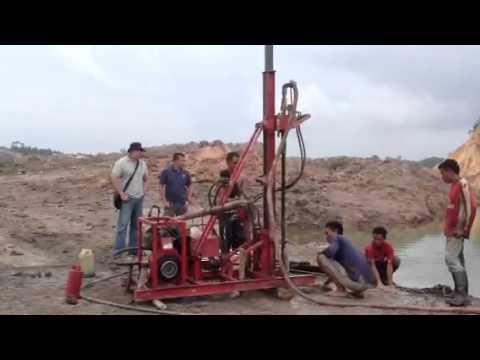 Regent Coal Drilling Activities at GPM Mine Site 20 Feb 2014