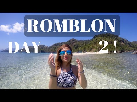 VL❤G: ROMBLON DAY 2! | BONBON BEACH!