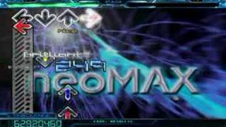 Neomax on stepmania