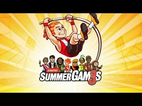 Playman Summer Games 3 (Java Game)