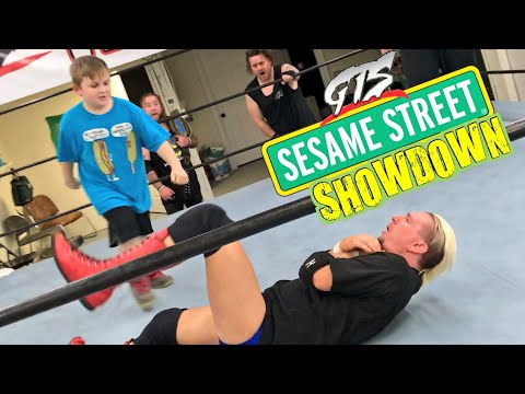 JAMES ELLSWORTH vs LITTLE KID! WRESTLING MATCH For CHAMPIONSHIP!