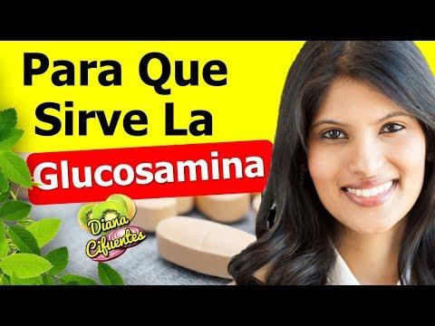 Glucosamina engorda o adelgazar