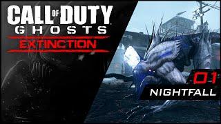 Extinction | Nightfall #1: O Colono é o engenheiro