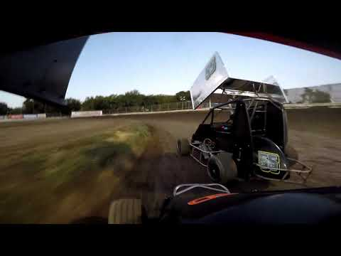 Plaza Park Raceway 8/9/19 Jr Sprint Heat Cash GoPro