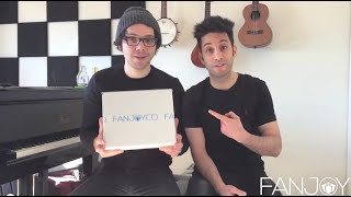 A Great Big World - Our First Fanjoy Box!