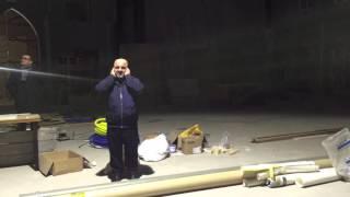 Mehmet Resit Uygun Rasid hoca Ayasofya Camii Amsterdam