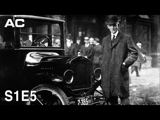 The Amazing World of Automobiles | Mighty Men & Machines | S1E5