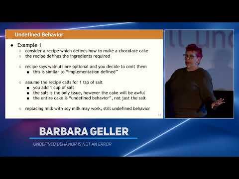 undefined-behavior-is-not-an-error---barbara-geller,-ansel-sermersheim---code::dive-2019