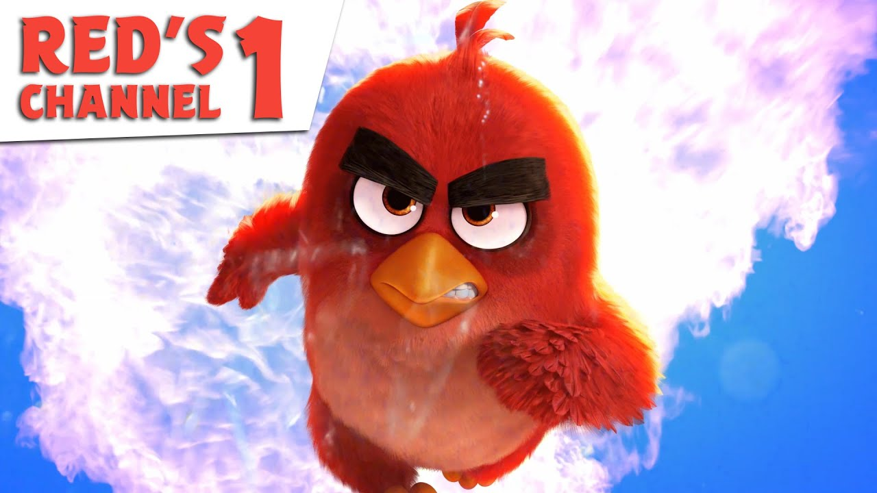 The Angry Birds Movie 2 Red S Youtube Challenge Hot Sauce
