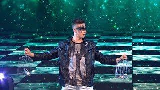 W finale postawił na całkiem  nowy rodzaj magii! [Mam Talent!]