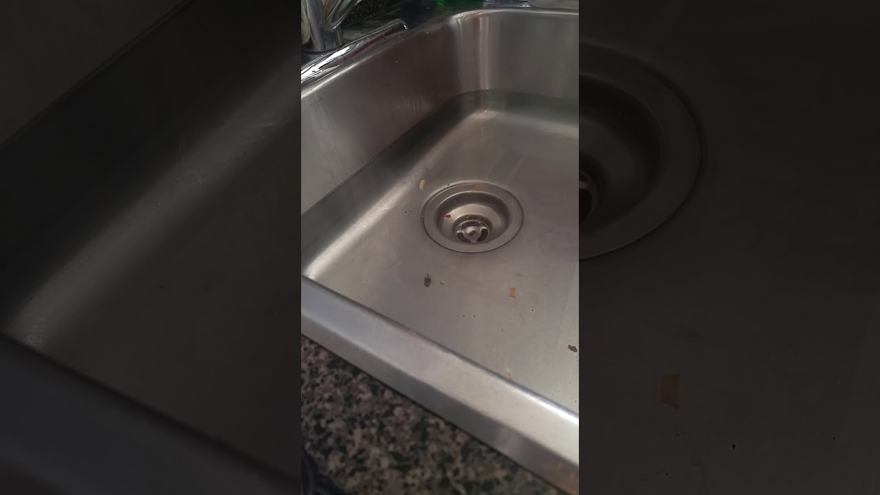 CLOGGED SINK/TUB DRAIN LIFE HACK! UNCLOG WITH SOMETHING FROM UNDER ...