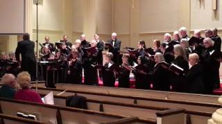 I Carry Your Heart With Me  - The Civic Chorale