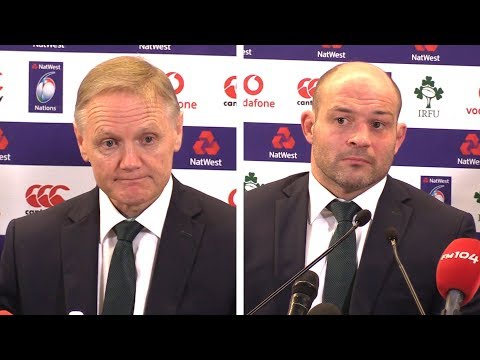 Ireland v Italy - Joe Schmidt & Rory Best Full Post Match Press Conference - Six Nations