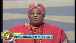 TVJ Smile Jamaica: Remembering Miss Lou - September 6 2019