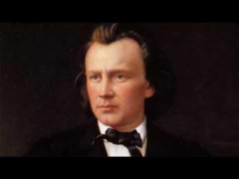 Brahms - Violin Sonata n. 3 op. 108 in D minor - Grigori Zhislin & Frieda Bauer