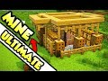 Minecraft ULTIMATE Survival Mine Tutorial (How to Build)