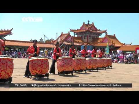 Nan Hua temple in S. Africa celebrates New Year in style