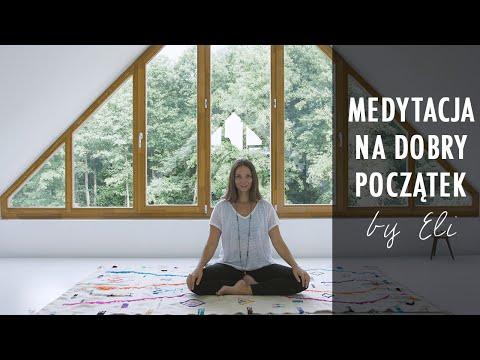 Medytacja Na Dobry Początek   YOGA By Eli