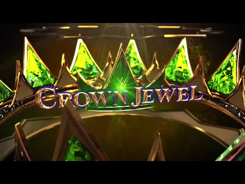 Watch the exciting WWE Crown Jewel 2018 show open (WWE Network Exclusive)