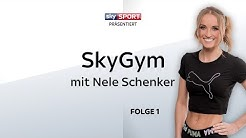 SkyGym, Folge 1: Klopapier Workout - Full Body