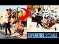EXPERIENCE SOCIALE TOUCHANTE AU MAROC handicapé avec un bras en moins Social Experiment