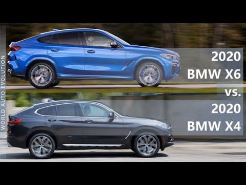 2020-bmw-x6-vs-2020-bmw-x4-(technical-comparison)