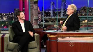 Jake Gyllenhaal on Letterman (11/17/10) - HD - Part 1/2