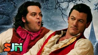 Josh Gad Is The Best Hype Man In Beauty And The Beast Clip