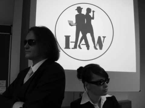 HAW Hamburg - Informationsspezialisten im Einsatz