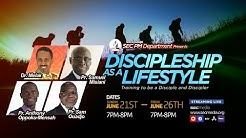 Discipleship as a Lifestyle - 4. Pr. Samuel Misiani