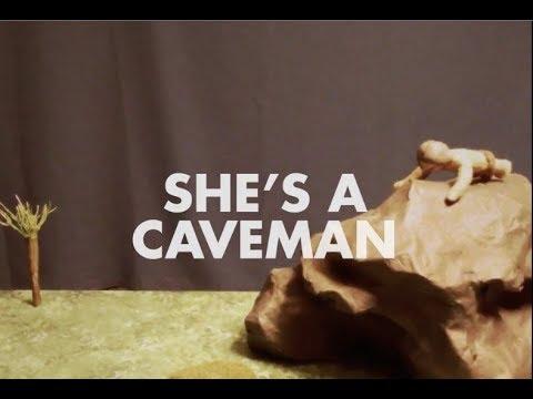 Walter Salas-Humara 'She's a Caveman'