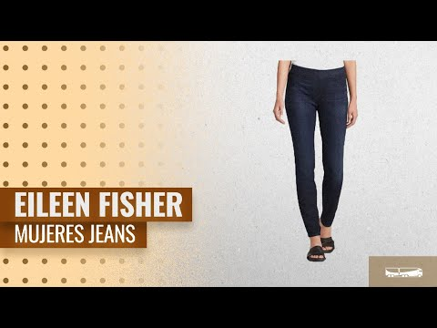 Eileen Fisher Mujeres Jeans 2018 Mejores Ventas: Eileen Fisher Organic Cotton Jean Leggings