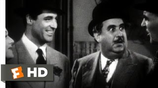 His Girl Friday (1940) - The Power of the Press Scene (12/12) | Movieclips