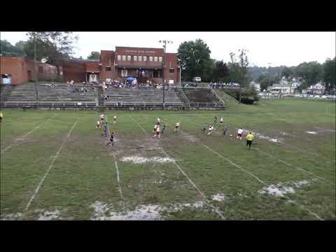 Spencer Middle School vs. Braxton County Middle School 9-26-18 JV
