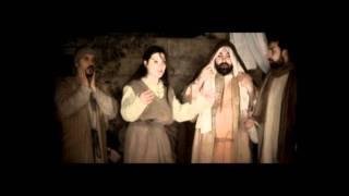 LA RESURREZIONE PASSIONE DI CRISTO 2011 MUSSOMELI SCENA 11 DI 11 - REGIA DI SALVATORE GIARDINA