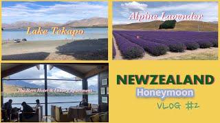 (여행)뉴질랜드 신혼여행 vlog #2