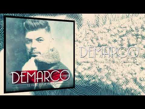 Demarco Flamenco - Te has marchado (Lyric Video)