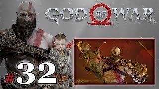"GOD OF WAR [PS4] (18+) #32 - ""Słabość Baldura i oko Mimira"""